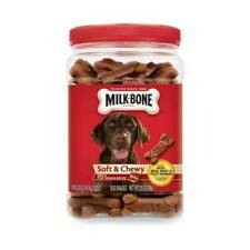 Milk-Bone Soft and Chewy Treats for Dogs - 25oz