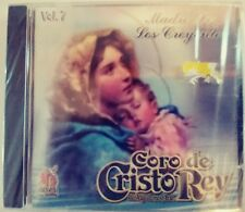 CORO DE CRISTO REY DE ALGODONES B.C.  - VOL. 7 (2002 BRAND NEW CD)