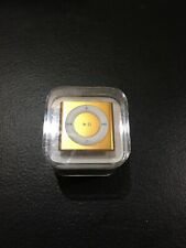 SEALED Apple IPod Shuffle GOLD (2 GB) -A1373 -NEW/RARE