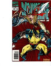 Marvel Comics WOLVERINE DECEMBER  1993 #76 in Near Mint condition.