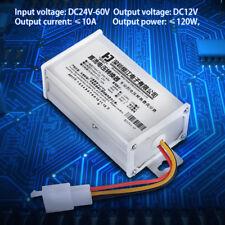DC 24V-60V To 12V-10A 120W Converter Adapter for Electric Car Battery ark