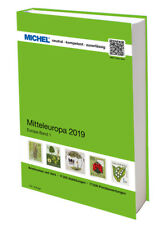 Michel Katalog Mitteleuropa 1 Midden Europa 2019 catalogue Europe catalogus new!