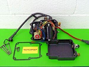 Kawasaki JS 440 550 SX js550 Electronics box ebox CDI Coil Ignitor case NICE !