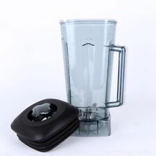 2L Replacement Cup Commercial Blender Jar BPA Free 60 Oz Vitamix Compatible