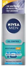 4x Nivea Men Oil Control Moisturizer UV Protection - 20 ML