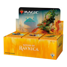 Magic The Gathering Booster Box-Guilds of Ravnica Totalmente Nuevo Y Sellado De Fábrica!