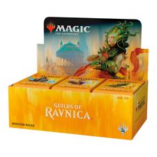 Magic the Gathering Guilds of Ravnica Booster Box-совершенно новую и в фабричной упаковке!