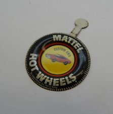 Redline Hotwheels Button Badge Metal Hong Kong Custom AMX R17197