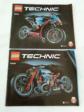 4 x Lego Minifigure Motorcycle Helmets /& Trans Black Visor A015