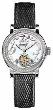 NEW Ingersoll IN5005WHBK Womens Concord Watch Automatic Analog Date SS Case WR