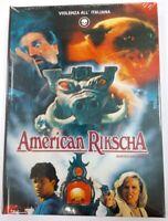 American Rikscha - American Risciò (Limited  - Cover B) [DVD + BLURAY] ITA