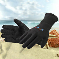 3mm Neoprene Wetsuit Gloves Kayak Diving Dive Swimming Surfing Adult Size L Hot