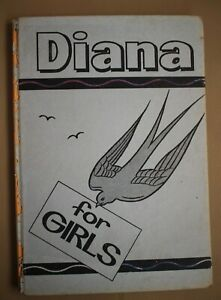 Diana for Girls Annual 1972
