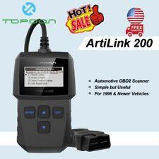 Fault Code Reader Car OBD2 Auto Diagnostic Scanner Scan Tool US Ford Chevrolet