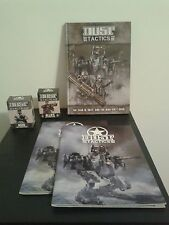 DUST TACTICS -  rulebook - manuale