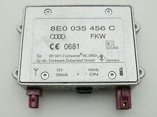 Audi a3 a4 a6 a8 q7 Compenser Amplificateur 8e0 035 456 C 8e0035456