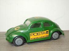 VW Volkswagen Beetle Kafer Kever Posta Hibaelharitas - Plastic Toy *30132
