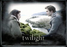 TWILIGHT THE MOVIE 2008 INKWORKS PROMO CARD P-1