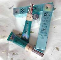 IT Cosmetics Your Skin But Better CC+ Cream Oil-Free Matte SPF 40 medium