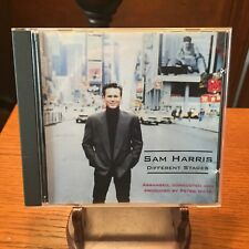 Sam Harris Different Stages CD ZHQ1002 (LN Condition)