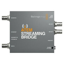 Blackmagic ATEM Streaming Bridge Livestreamkonverter *NEU* vom  Fachhändler