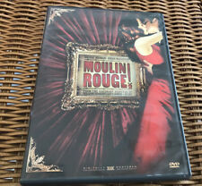 Moulin Rouge (Dvd, 2006, Single Disc Version Widescreen Checkpoint)