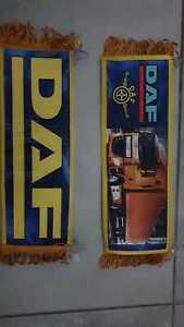 DAF Mini Scarf For Track 30x11 cm