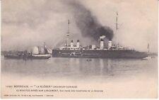 CPA 14- Bordeaux - Le Kléber Croiseur Cuirassé