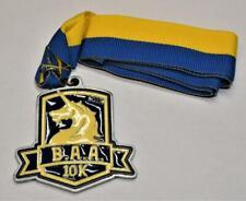 Official BAA Boston Athletic 2013 BOSTON 10K MARATHON Finisher Medal w Ribbon