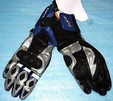 paire de gants moto FIVE RFX2 Bleu taille M neuf