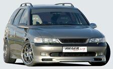 Rieger Frontspoilerlippe für Opel Vectra B Stufenheck/Limousine/Caravan bis 2000