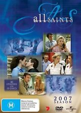 All Saints 2007 Boxset (DVD, 2009, 10-Disc Set) - Region 4