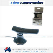 AERPRO BLUETOOTH HANDSFREE KIT 3.5MM AUX INPUT CAR ADAPTER NOKIA IPHONE SAMSUNG