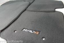 TOYOTA RAV4 CARPET FLOOR MAT SET AUTOMATIC 2005-2012 - NEW GENUINE ACCESSORY