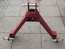 Gerätedreieck für Schlepperdreieck Kat 1-2-3 + Dreipunktaufnahme Kuppeldreieck