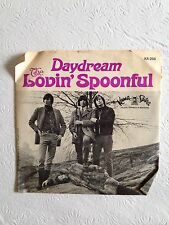 """60s 45 RPM, PICTURE SLEEVE- THE LOVIN' SPOONFUL - KAMA SUTRA 208 - """"DAYDREAM"""""""
