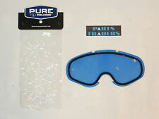 Polaris Goggle Replacement Dual Lens Blue 2855435 Snow Snowmobile