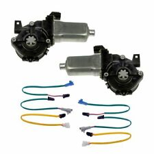 Dorman Power Window Motor Pair for Corolla Camry Tacoma Tundra Lexus 7 Tooth