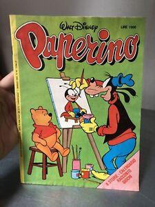 Paperino Rag Book Fortnightly Vintage 1983