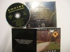 EMPIRE Thieves Crossing – 1994 Canadian CD – Country Rock - BARGAIN!