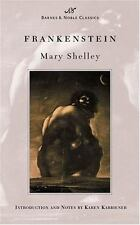 Barnes and Noble Classics: Frankenstein by Mary Wollstonecraft Shelley (2003, Pa