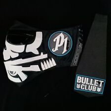 Wrestling mask WWE AJ Styles BULLET CLUB