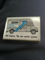 Vintage Matchbook B14 Collectible Ephemera Jacksonville Florida Rea truck bullet