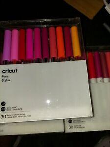Cricut INFUSIBLE INK pens 1.0mm - 30 pen Set  Brand new for maker, explore air 2