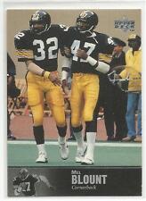 MEL BLOUNT 1997 Upper Deck Legends card #25 Pittsburgh Steelers NR MT