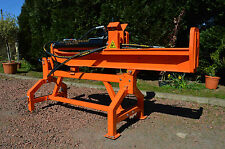 25ton Venom Tractor mounted log wood splitter hydraulic by Rock Machinery