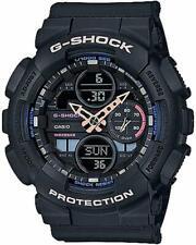 Casio G-Shock Women's S Series A/D Resin Black/Multi Watch GMAS140-1A