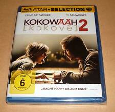 Blu Ray - Kokowääh 2 - Til Schweiger - Komödie ( Blueray ) - Neu OVP