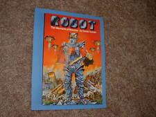 1976 Graphic Novel Robot Mechanical Monster Annan Cinema Pics FN- Free Shipping