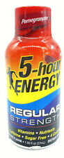 5-Hour Energy - Energy Shot Regular Strength Pomegranate - 1.93 fl. oz.